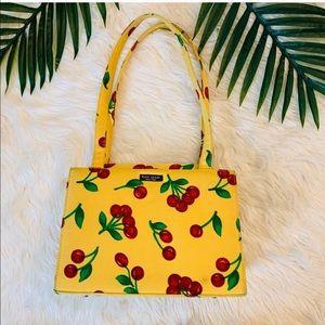 ♠️ Vintage Kate Spade Cherry Purse 🍒